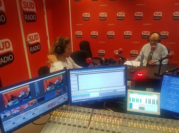 gwendal à sud radio