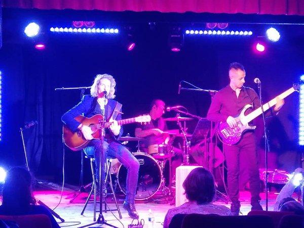 Gwendal en concert au nez rouge part 2 du 1/12/18