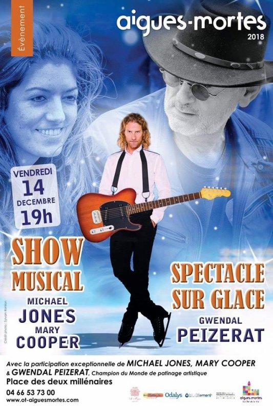 Gwendal en concert à Aiguemorte