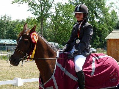 ARTICLE 26: CHAMPIONNES DE MEURTHE ET MOSELLE ET DE LORRAINE ! BAUKE-H.SKY'