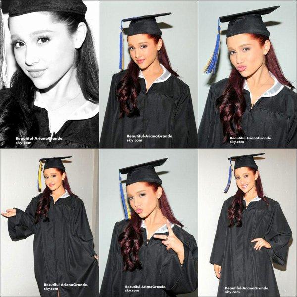 Félicitation à notre belle Ariana qui a été diplomée