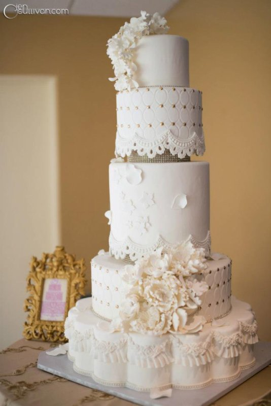 THE WEDDING-CAKE