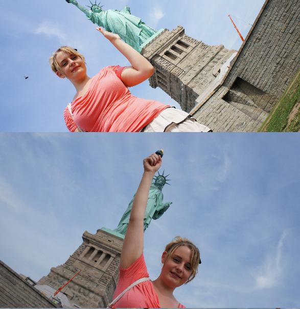 MOn VOYAGE A NEW YORK !:D
