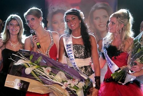 Miss alsace 2010
