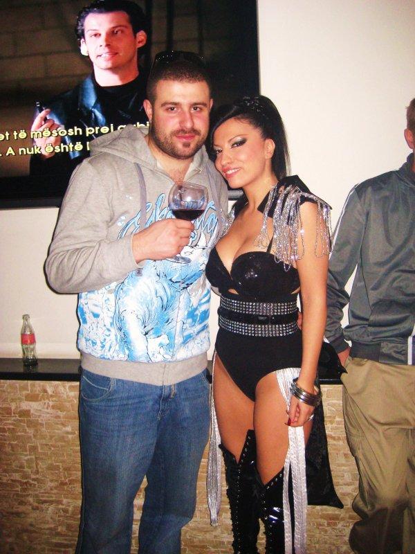 Rovena Stefa dhe MC Kresha se bashku ne Vip SHpija 2 qe prej 1 prillit