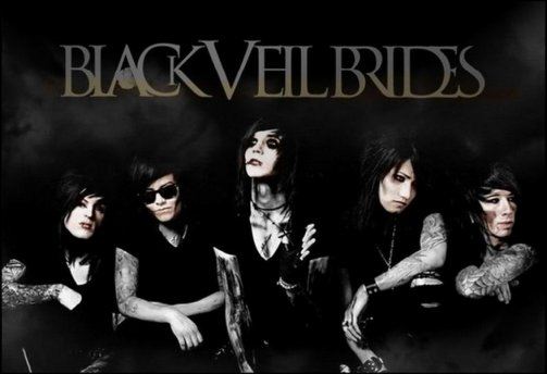 / BLACK VEIL BRIDES
