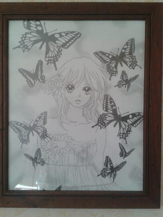 Un dessin que j ai fait.