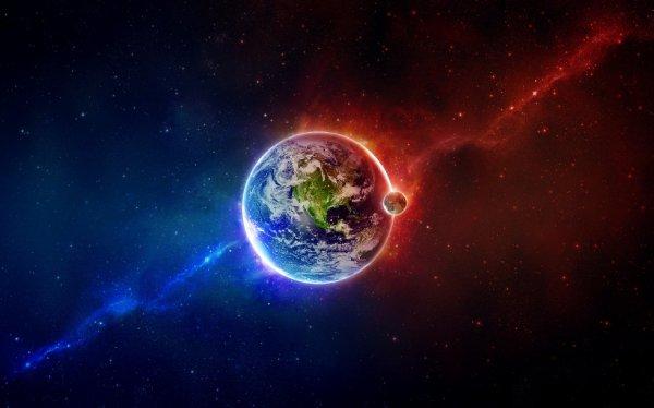 La terre !