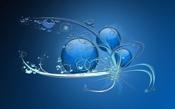 La couleurs Blue !