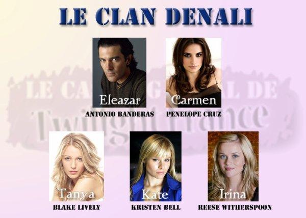 Le clan des Denali