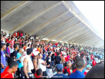 1er deplacment saison 2010/2011 a Kenitra