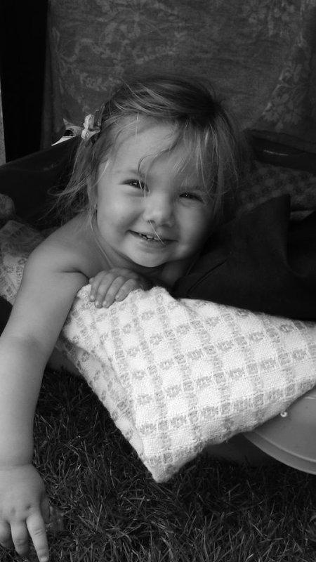 ma petite princesse .. ma beautée ♥
