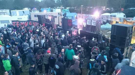 Teknival encore un super weekend comme tout les ans ?