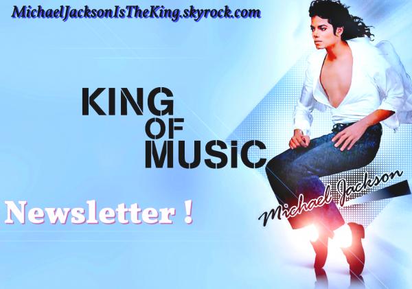 Bienvenue sur mon blog / Newsletter
