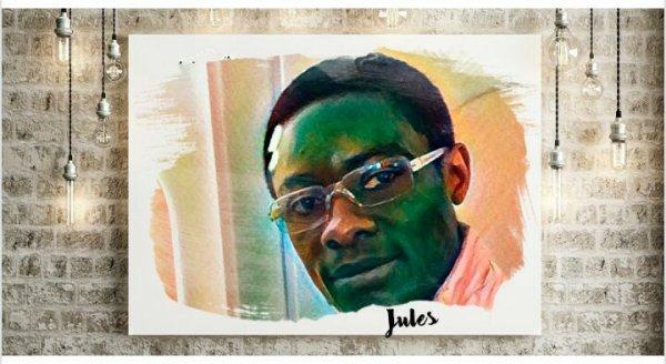 Mon tableau - Jules MBONGO