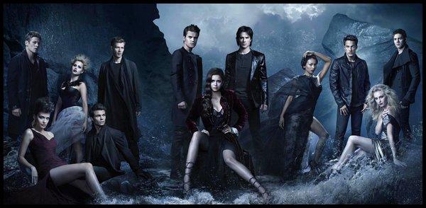 Bienvenue sur le blog de la série Vampire Diaries