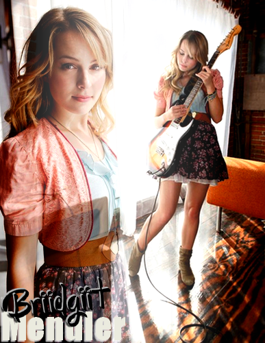 Biographie de Bridgit Mendler