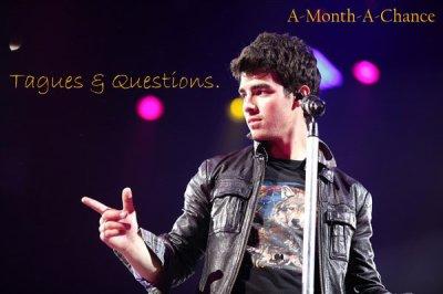 Tagues & Questions ...