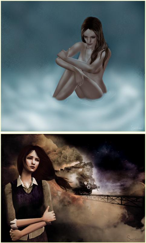 En images → Dans la tourmente...