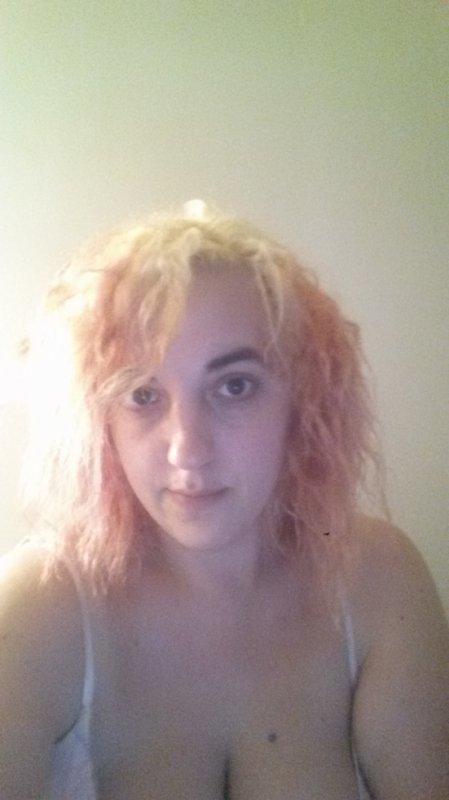 OMG c'est blond !