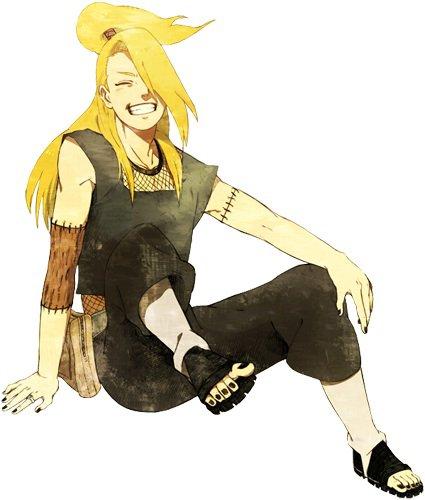 Deidara (Naruto Shippuden)