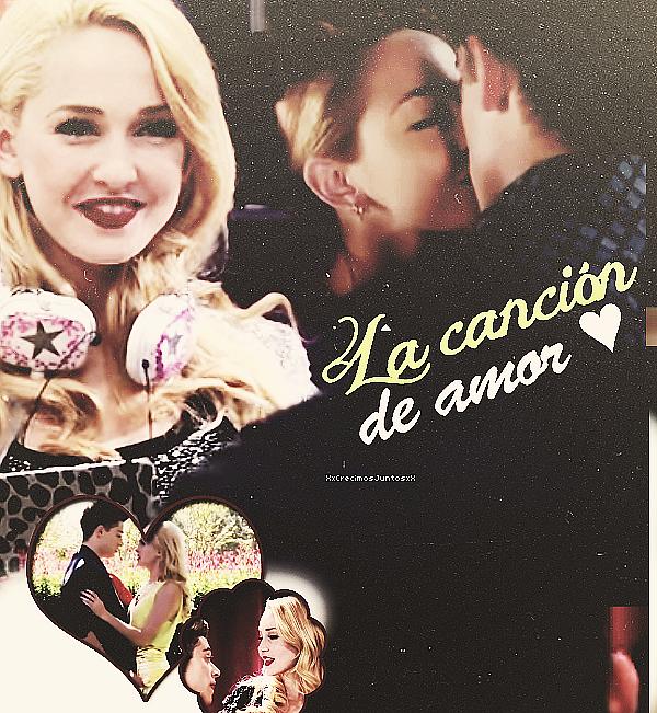 HS - La canción de amor (P1) ♥ (Mercedes y Ruggero)