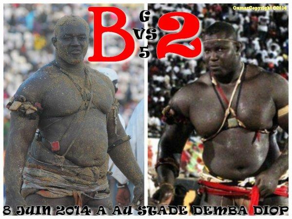 Balla Gaye 2 vs Bombardier ce dimanche