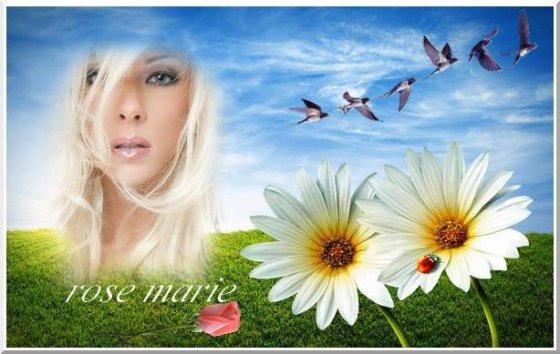 ✿ l'énergie et la bonne humeur je vous souhaite bon mercredi  Bisous Rose ✿