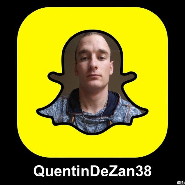 Mon Snapchat