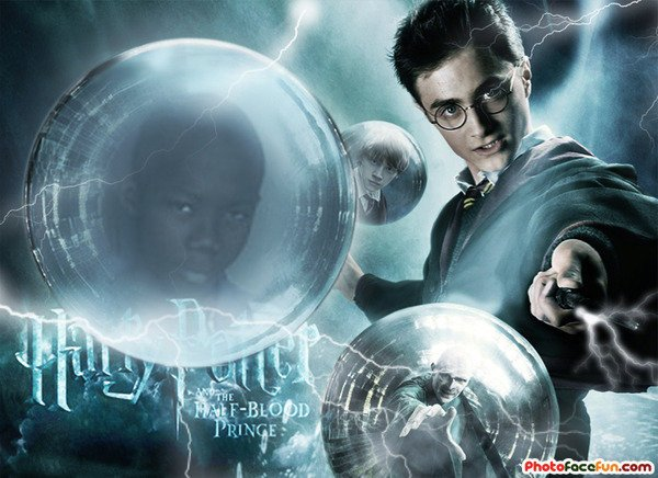 Jonathan et Harry Potter