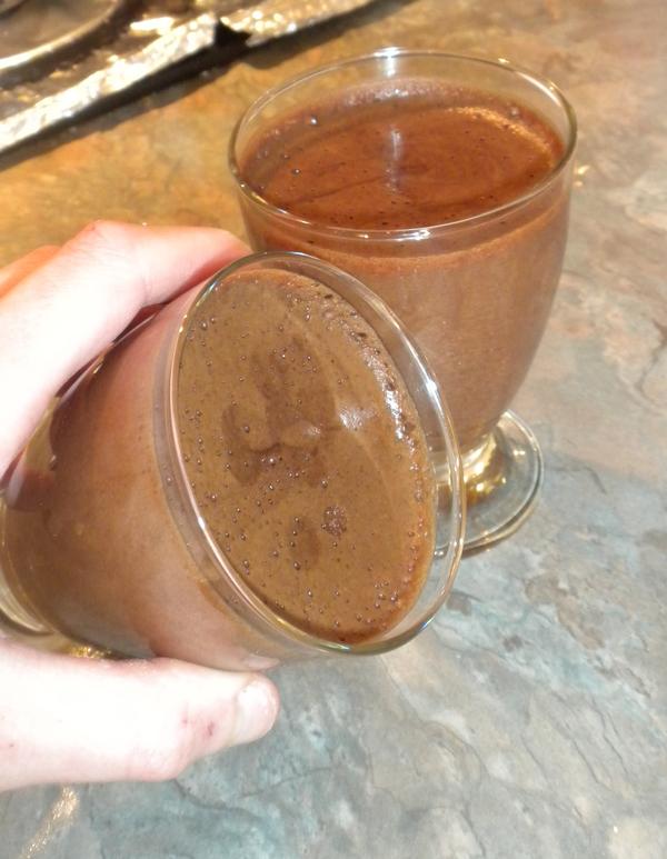128ème recette : Mousse au chocolat