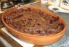 132ème recette : Pudding au chocolat