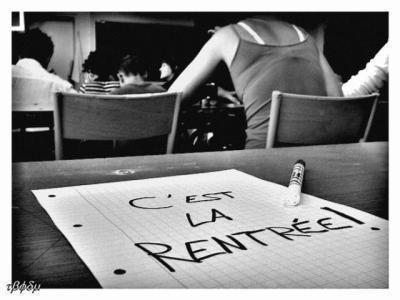 =======================>Sayait c'est la rentrée!!!!<========================