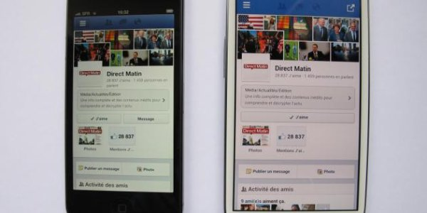 IPHONE 5 CONTRE SAMSUNG GALAXY S III, LE FACE À FACE