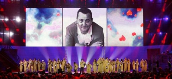Le concert des Enfoirés diffusé le vendredi 15 mars, à 20h50, sur TF1