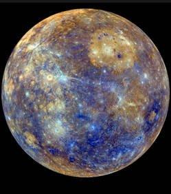 Mercure pourrait avoir abrité un ancien océan de lave