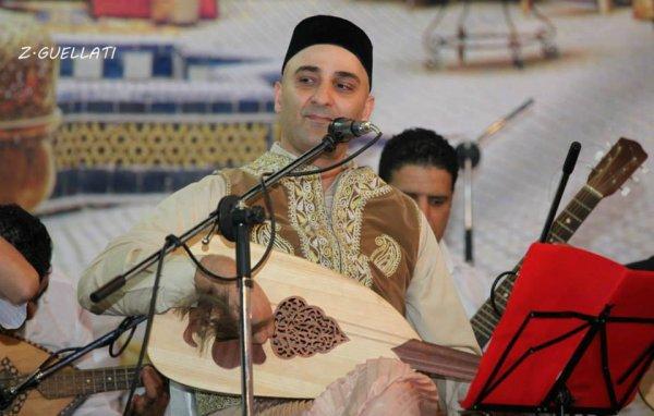 """الفنان المحبوب ابن الجمعية الراشيدية """"سمير سلاماني """" –"""
