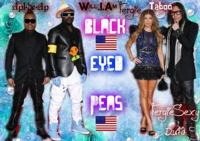 (l) Black Eyed Peas (l)
