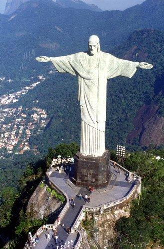jesus de  rio de  janeiro bresil