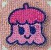 Je vous présente l'évolution de mon deuxième Tamagotchi friends, c'est une fille
