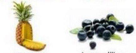 Les bienfaits des fruits ♥