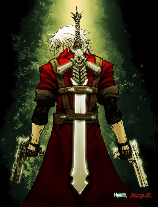 SERIE ~ DEVIL MAY CRY ~ SERIE