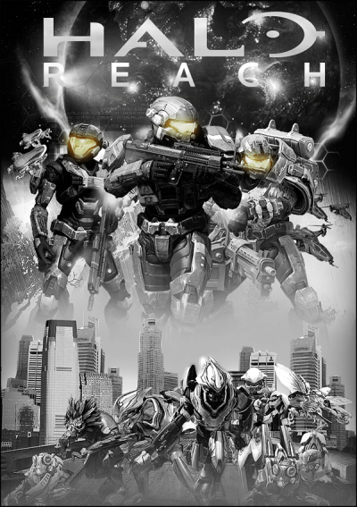 poster halo