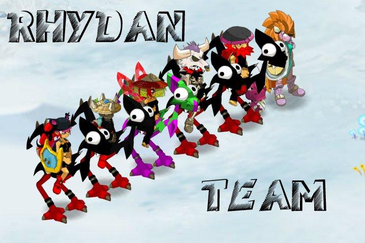 Aventure de Rhydan !