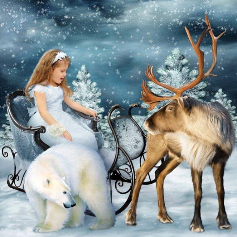bonjour à tous mes amis(e)s .. je vous souhaite une belle journée de samedi veille de Noêl.. bisous Josette