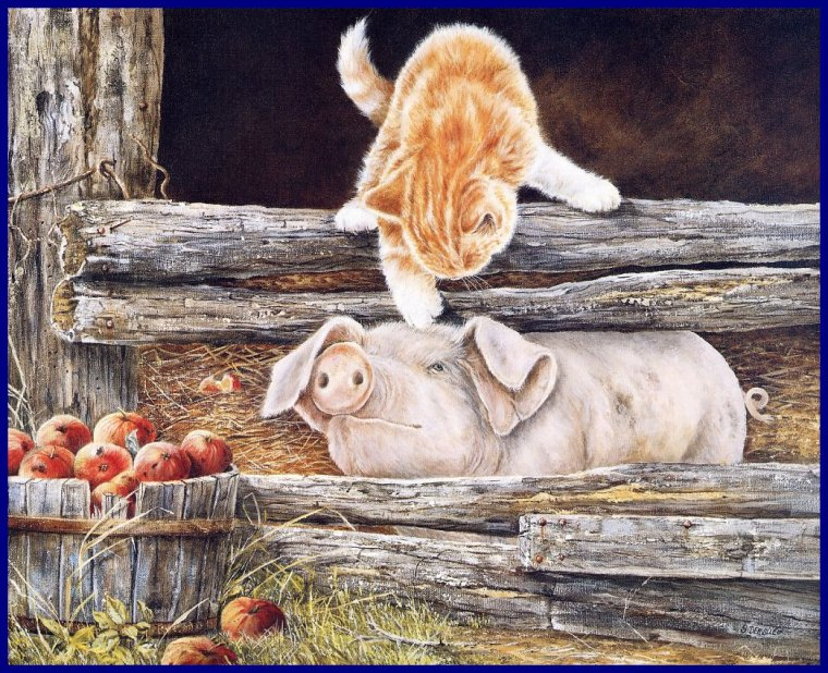 bonjour à tous mes amis(es) ... je vous souhaite une très bonne journée de samedi ... bisous Josette