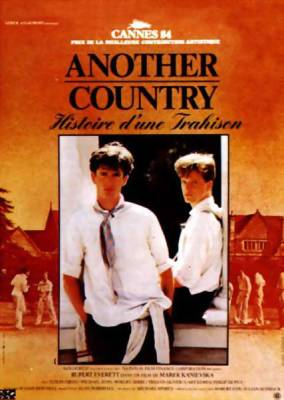 "Son premier film...""another country""  (1983)"