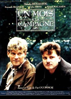 """3ème film...""""un mois a la campagne"""" (1987)"""