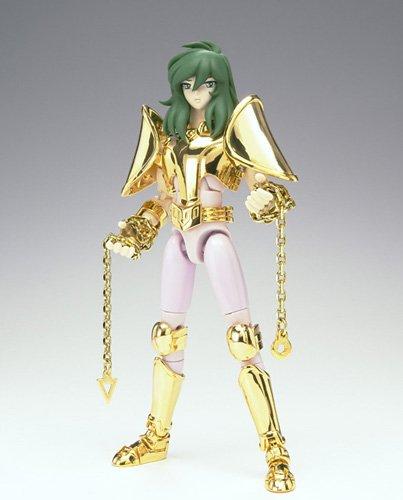News: 【聖闘士星矢】聖闘士聖衣神話 アンドロメダ瞬 ~Power Of Gold~