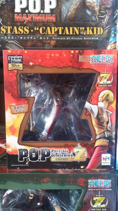 Premières Photos de figurines à vendre : POP